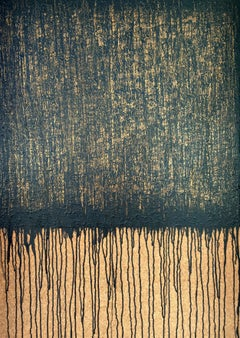 Black Gold No. 3, Painting, Acrylic on Other
