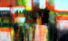 The Basis III, Painting, Acrylic on Canvas