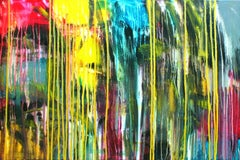 The Emotional Creation #90, Painting, Acrylic on Canvas