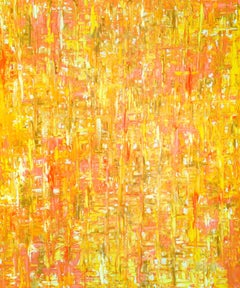 Yellow, Painting, Oil on Canvas