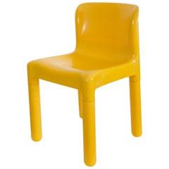 Carlo Bartoli Chair Model 4875 for Kartell, Italy, 1970s