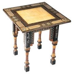Carlo Bugatti Centre Table