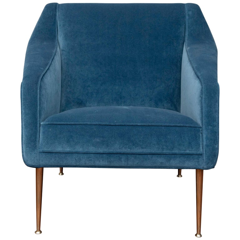 Carlo de Carli Lounge Chair for Singer & Sons For Sale
