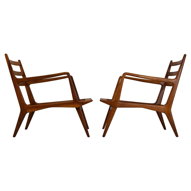 Carlo De Carli Lounge Chairs