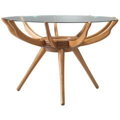 Carlo de Carli Side Table in Beech