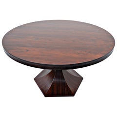 Carlo di Carli Round Dining Table, circa 1960