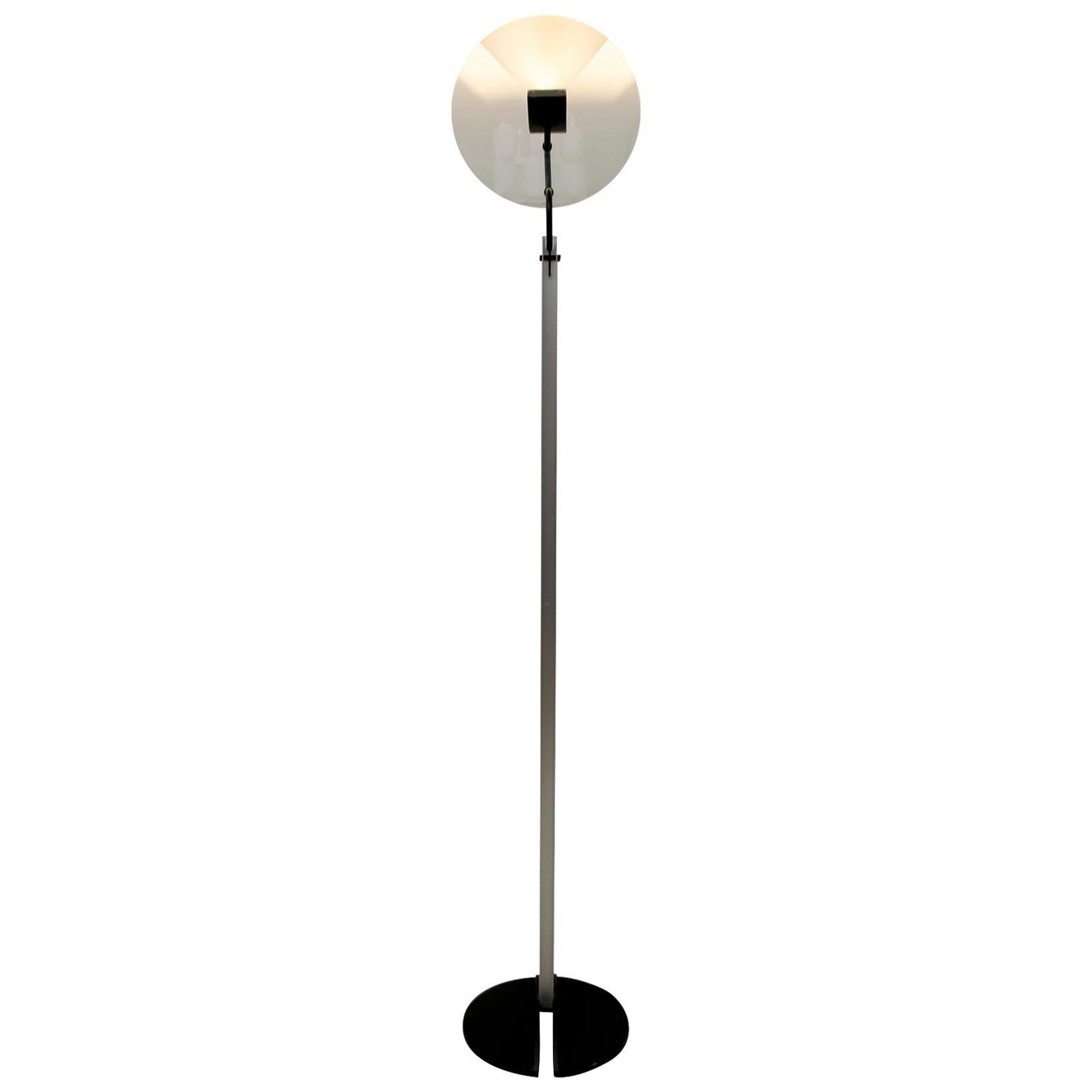 "Carlo Forcolini Modern Italian ""Olimpia"" Floor Lamp for Artemide, 1980s"