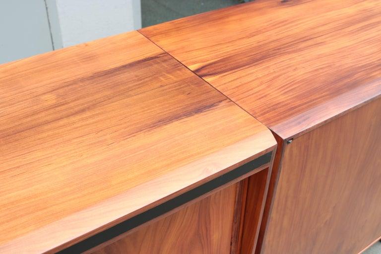 Carlo Hauner and Martin Eisler Designed Sideboard For Sale 3