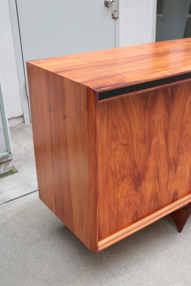 Carlo Hauner and Martin Eisler Designed Sideboard For Sale 2