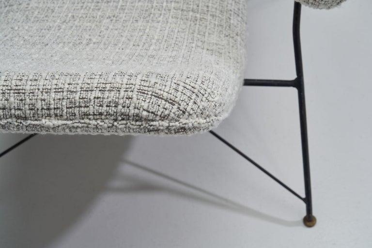 """Carlo Hauner & Martin Eisler """"Reversivel"""" Chair, Brazil, 1950s For Sale 7"""