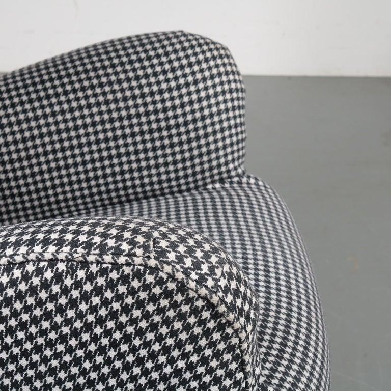 """Carlo Mollino """"Ardea"""" Chair for Zanotta, Italy, 1980 For Sale 5"""