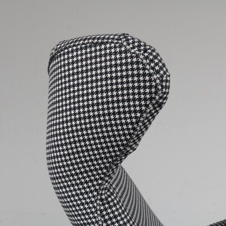 """Carlo Mollino """"Ardea"""" Chair for Zanotta, Italy, 1980 For Sale 7"""