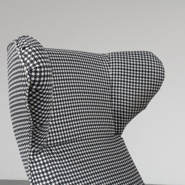 """Carlo Mollino """"Ardea"""" Chair for Zanotta, Italy, 1980 For Sale 2"""
