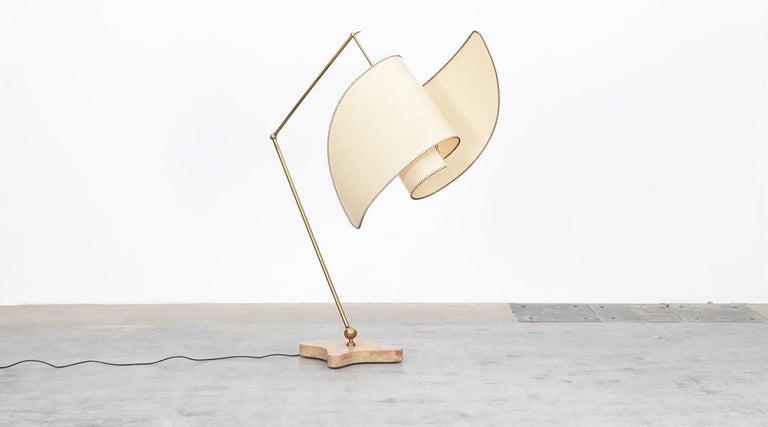 Mid-Century Modern Carlo Mollino Floor Lamp For Sale