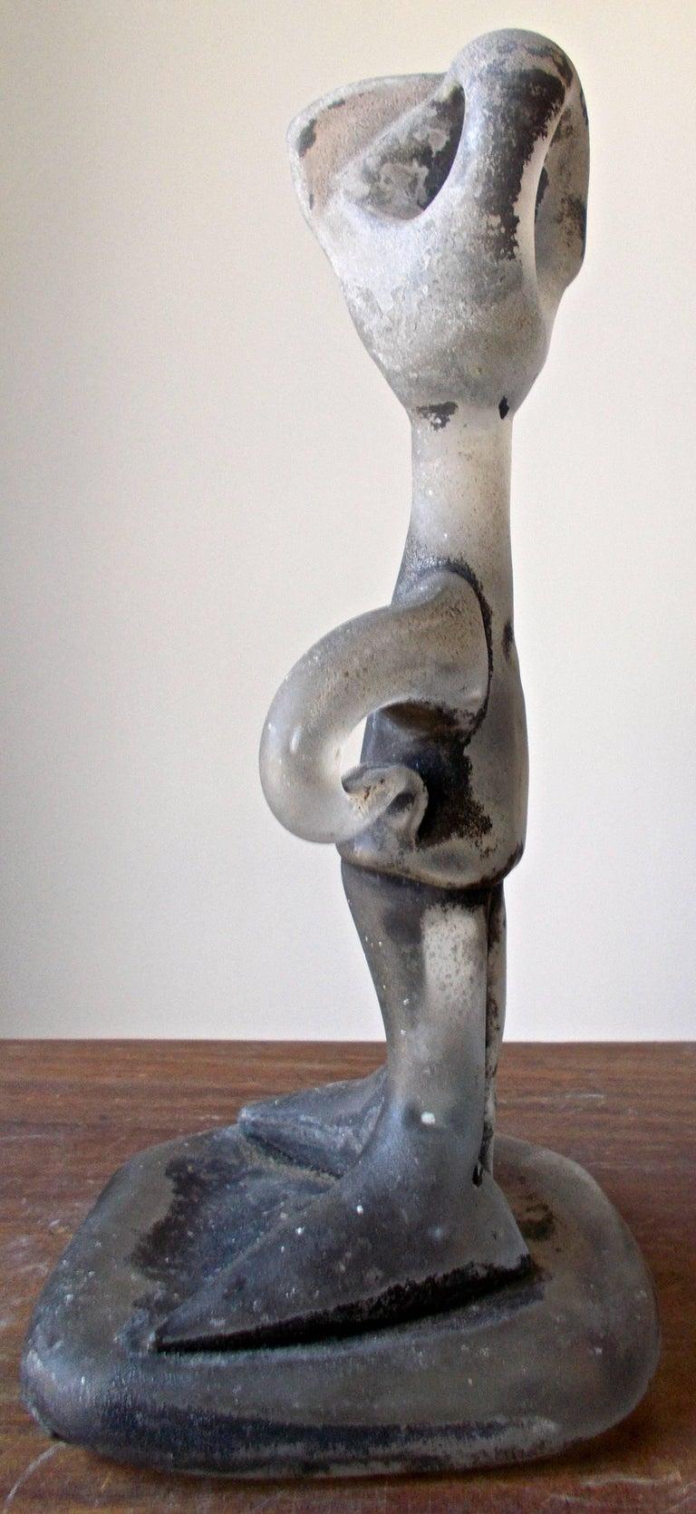 Italian Carlo Nason Fanciful Vetri Figure For Sale