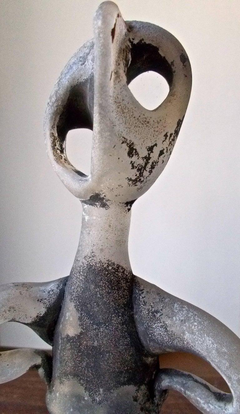 Glass Carlo Nason Fanciful Vetri Figure For Sale