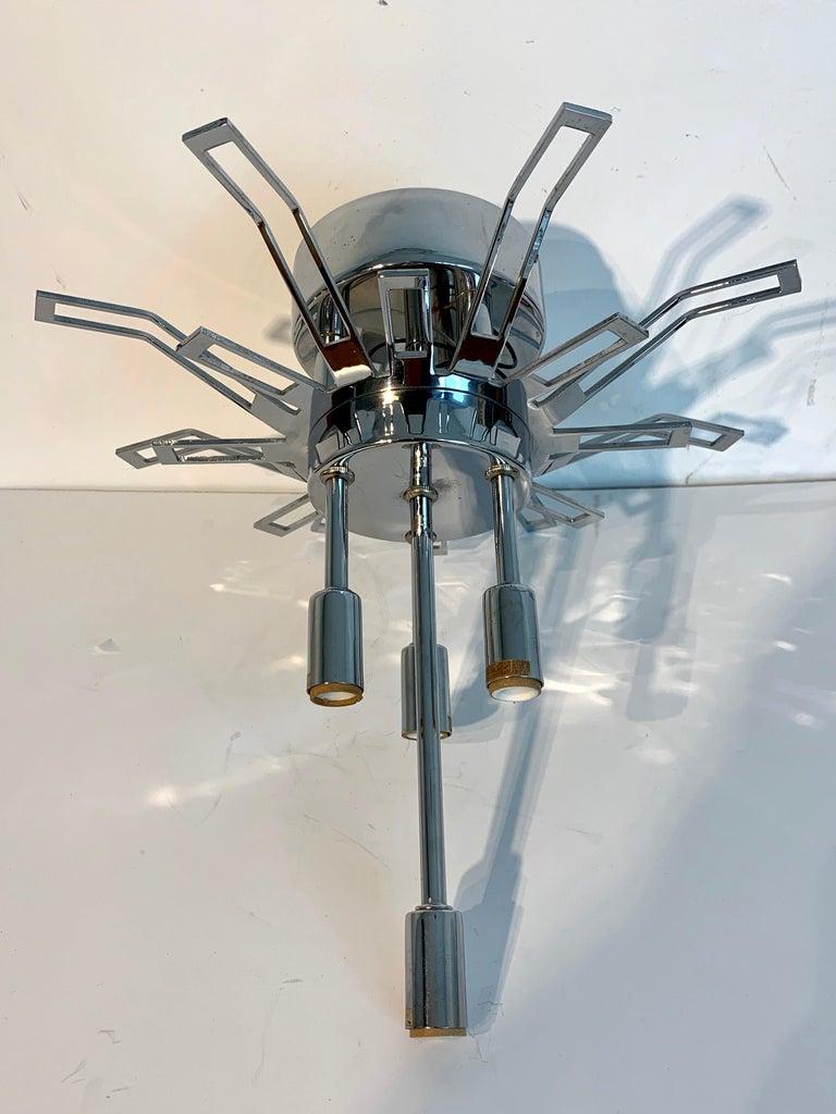 Carlo Nason Mazzega Murano Glass Chandelier For Sale 4