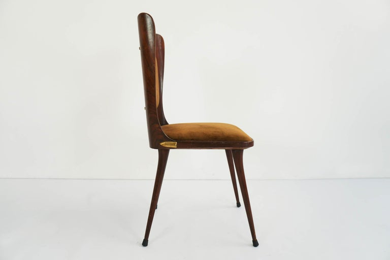 Mid-Century Modern Carlo Ratti Collector Chair For Sale