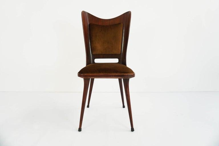 Italian Carlo Ratti Collector Chair For Sale