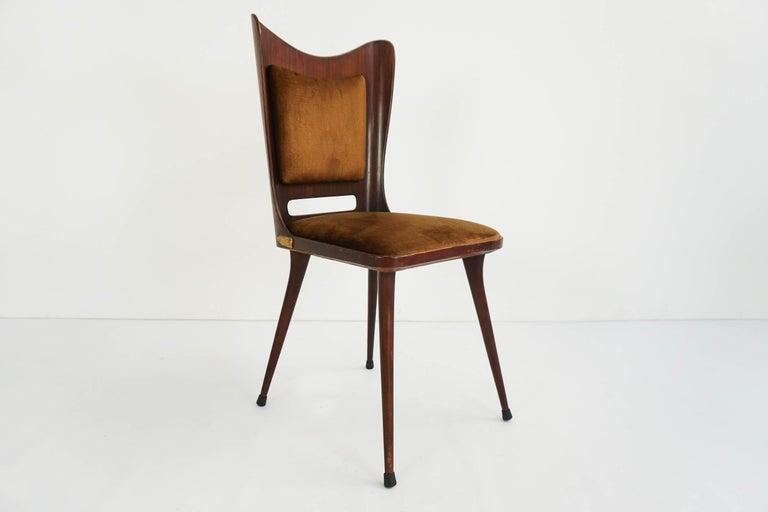 Carlo Ratti Collector Chair In Fair Condition For Sale In Chiasso, CH