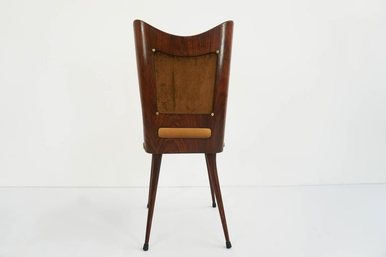 Mid-20th Century Carlo Ratti Collector Chair For Sale