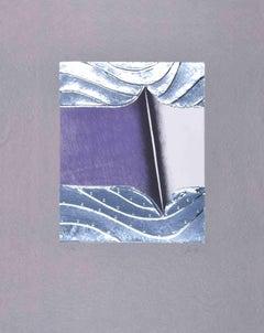 Into the Space - Original Artwork by Carlo Scarpa - 1975