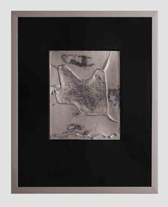 Into the Space - Original Scree Print by Carlo Scarpa - 1970s