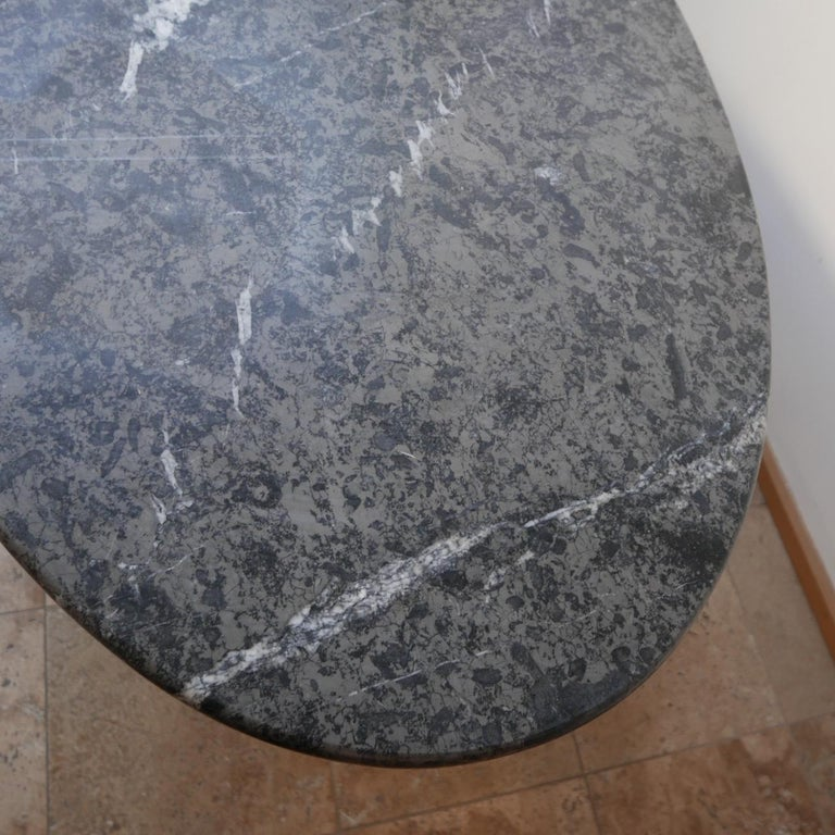 Carlo Scarpa 'Argo' Italian Mid-Century Marble Dining Table For Sale 3