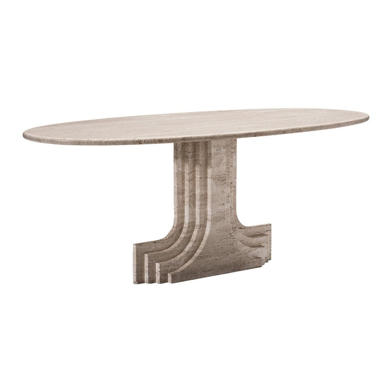 Carlo Scarpa Argo table, 1985, offered by MORENTZ