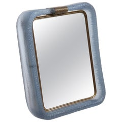 Carlo Scarpa Battuto Mirror for Venini