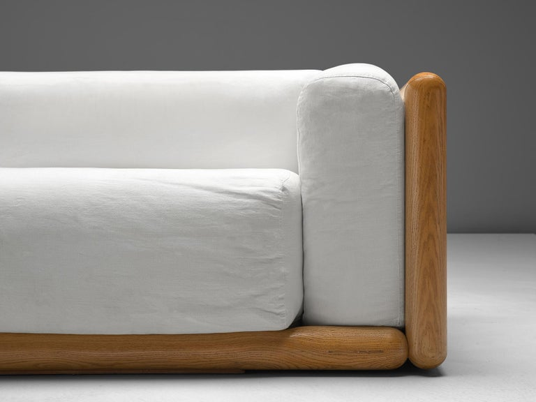 Late 20th Century Carlo Scarpa 'Cornaro' Lounge Chair for Simon, 1973 For Sale