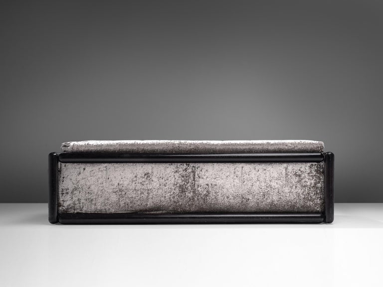 Carlo Scarpa 'Cornaro' Sofas for Simon, 1973 In Good Condition For Sale In Waalwijk, NL