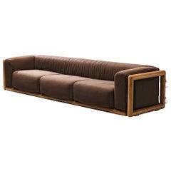 Carlo Scarpa 'Cornaro' Three-Seat Sofa