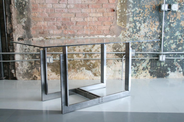 Mid-20th Century Carlo Scarpa Doge Dining Table for Simon Gavina For Sale