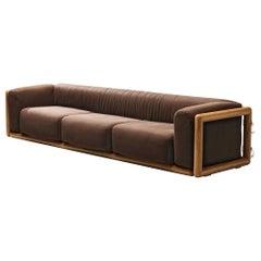 Carlo Scarpa for Simon 'Cornaro' Three-Seat Sofa