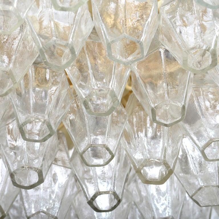 Italian Carlo Scarpa for Venini Midcentury Murano Glass