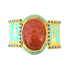 Carlo Zini Milano Egyptian Bracelet