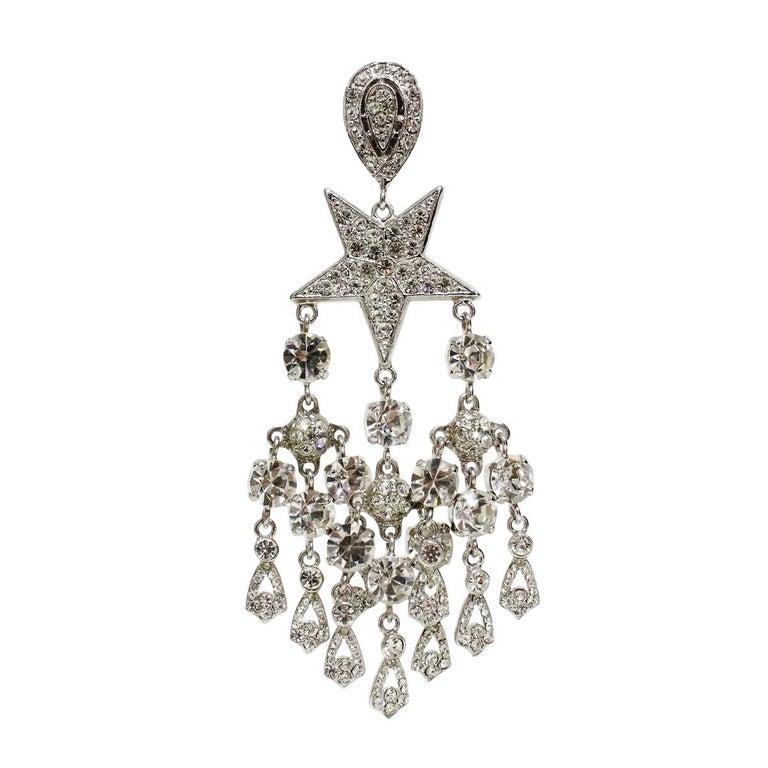 Women's Carlo Zini Milano Stars Earrings For Sale