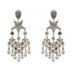 Carlo Zini Milano Stars Earrings