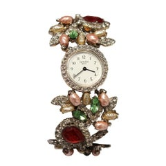 Carlo Zini Vintage Jewel Watch
