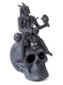 Dime tus Secretos / Ceramics Black Clay Mexican Folk Art