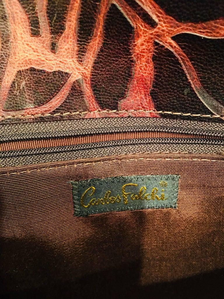 Carlos Falchi Bag For Sale 3
