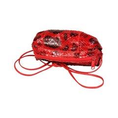Carlos Falchi Snakeskin  Bag