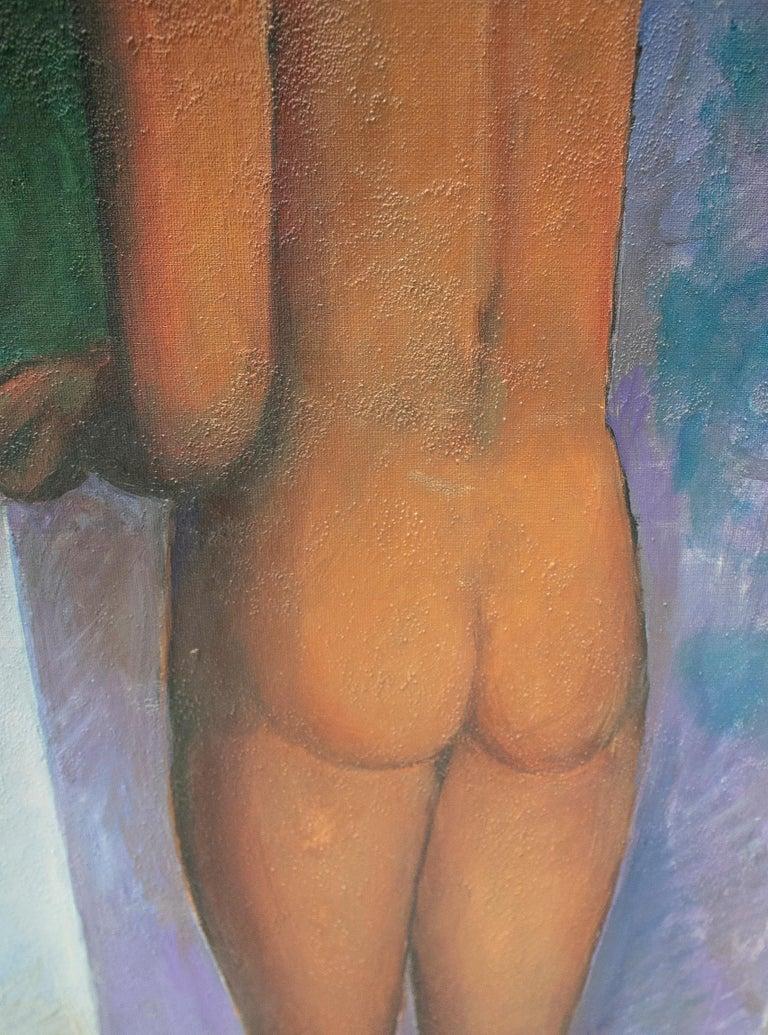 Canvas Carlos Ochagavia