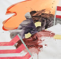 Abstract 21st Century Painting by Carlos Puyol