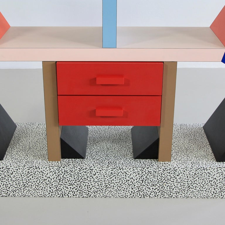 Carlton Designed by Ettore Sottsass In Excellent Condition For Sale In Berlin, Berlin