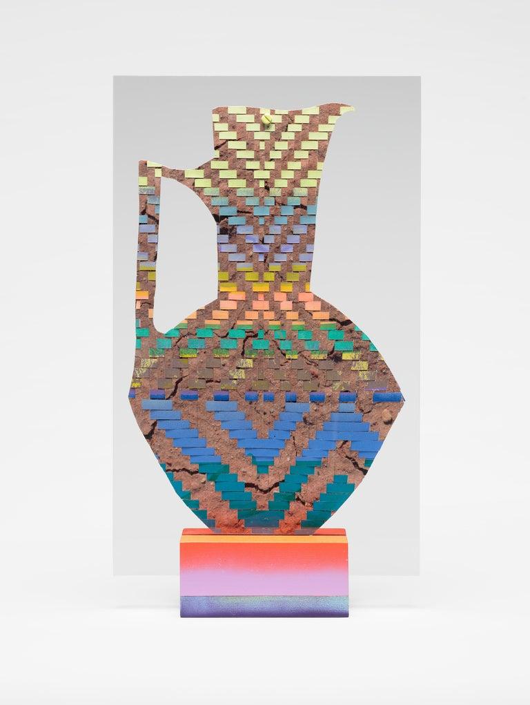Turned Pitcher - Sculpture by Carly Glovinski