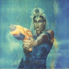 Amaluna's Day Off #08, Contemporary, 21st Century, Polaroid, Figurative Photogra