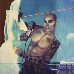 Amaluna's Day Off #25, Contemporary, 21st Century, Polaroid, Figurative Photogra