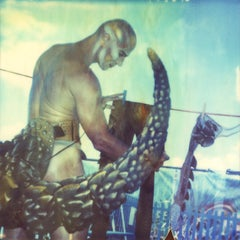 Amaluna's Day Off #29, Contemporary, 21st Century, Polaroid, Figurative Photogra